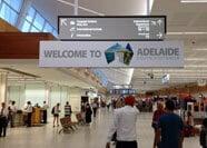 ADELAIDE INTL. AIRPORT