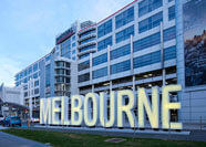 MELBOURNE INTL. AIRPORT