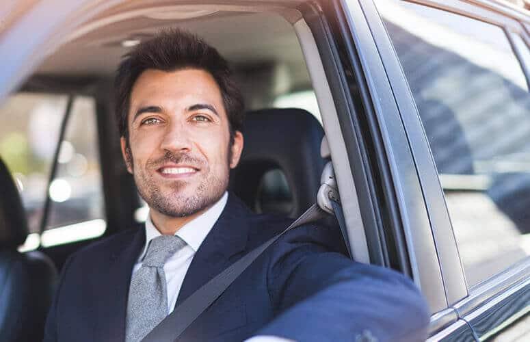 Chauffeur Driver Driving